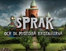 Sprak och de mystiska kristallerna (SVT)