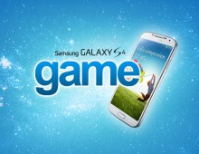 Samsung Galaxy S4 Game